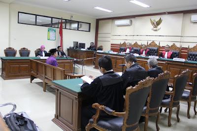 Eksepsi Mas'ud Yunus Ditolak, Penasehat Hukum : Saya Tidak Kaget