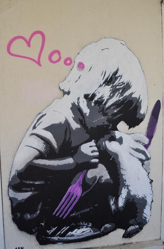 Street art a Vitry-sur-Seine
