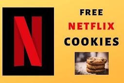 Netflix Premium Cookies October 2019 [100% Working & Hourly Updated]
