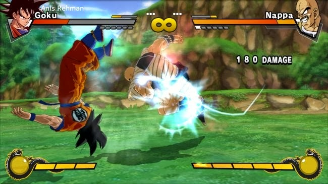 Dragon ball fighting game download