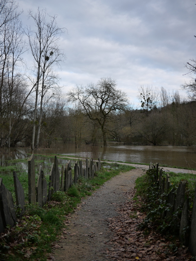 inondations La Gacilly