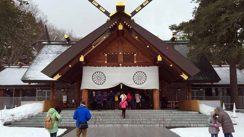 Tempat Wisata di Sapporo