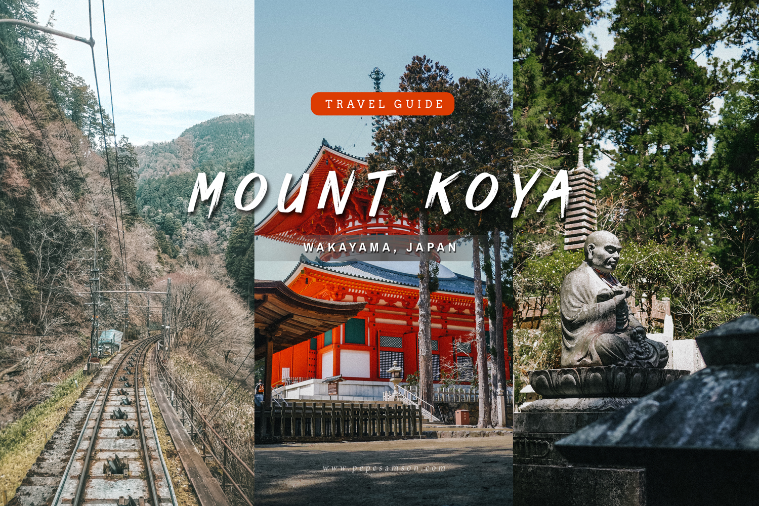 Travel Guide: Mount Koya | The Unparalleled Beauty of Japan's Holiest Mountain