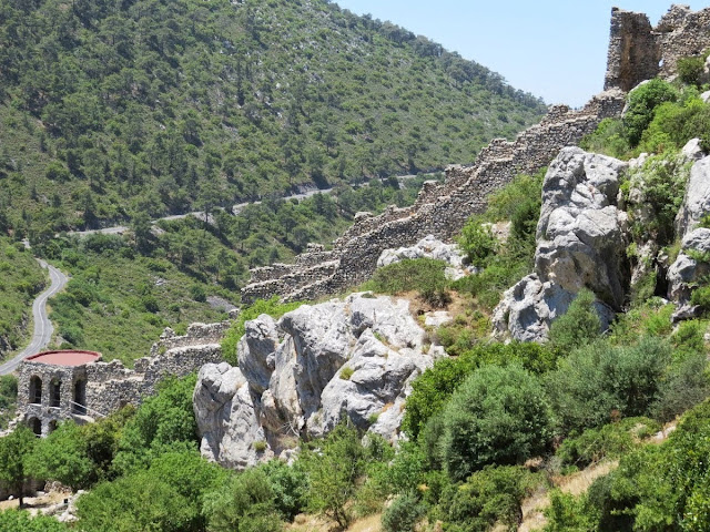 Cyprus Itinerary: Day Trip to North Cyprus and St. Hilarion Castle