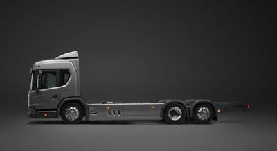 Scania prepara lançamento de caminhões híbridos para Salão Internacional de Veículos Comerciais na Alemanha