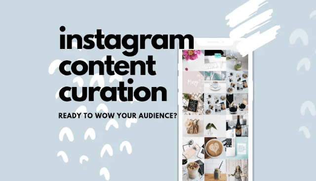 I Will Curate Images For Your Instagram Account