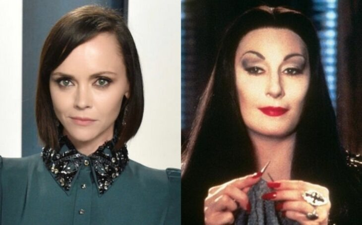 Tim Burton quiere que Christina Ricci sea Morticia en su serie de 'Los Locos Addams'