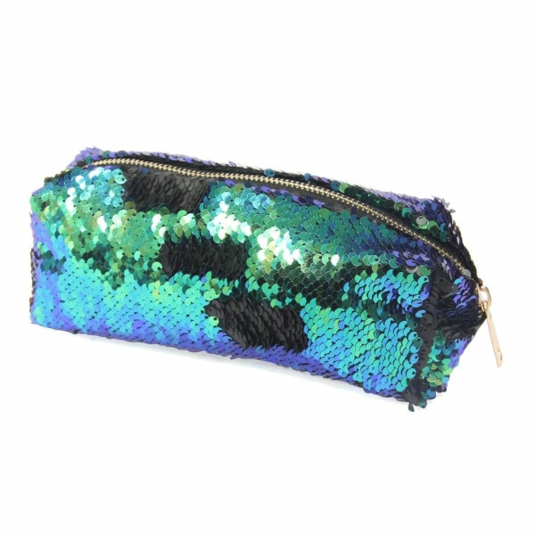 Mermaid Sequin Cosmetic Bag / Pencil Case