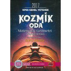 Yargı KPSS Matematik Geometri Kozmik Oda Tamamı Çözümlü Soru Kitabı (2017)