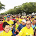 Un keniano y una etíope ganaron el Maratón de la Ciudad / Participaron 3,118 personas