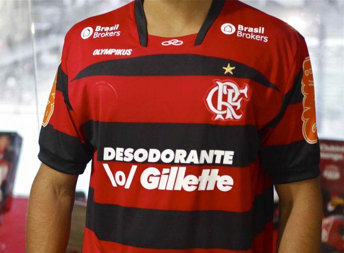 30075cddf5599 Os uniformes do Flamengo