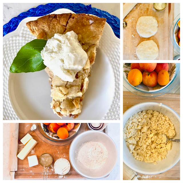 Julia Child and Her Homemade Pie Crust