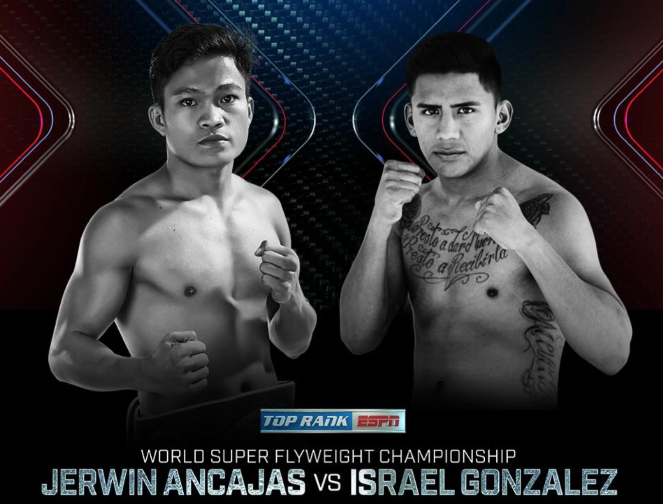 BOXING: Jerwin Ancajas VS Israel Gonzalez SHOW DESCRIPTION: With the power of the punch and the heart of a champion, IBF Super Flyweight Champion, Jerwin Ancajas is ready to conquer […]