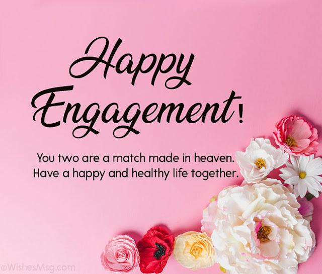 Sagai ki badhai image Engagement images download