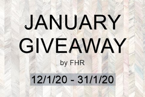 January Giveaway by FHR