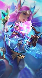 Odette Mermaid Princess Heroes Mage of Skins V2