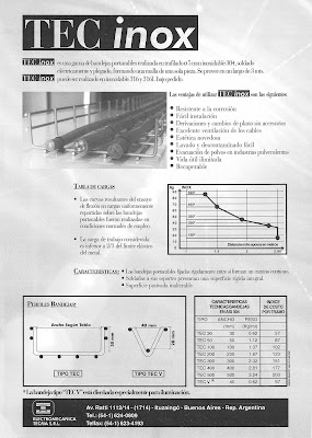 diseño gráfico de folleto dorso