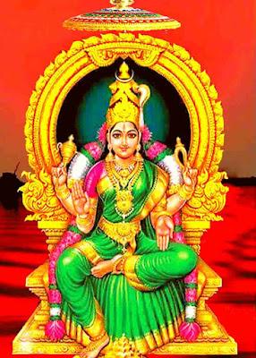 Mata Bhuvaneshwari Stotram