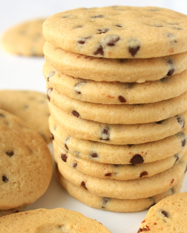 Chocolate Chip Roll-Out Cookies