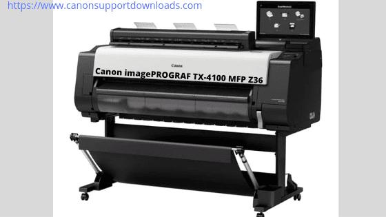 Canon imagePROGRAF TX-4100 MFP Z36