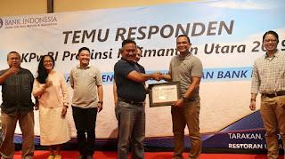 Wali Kota Memberikan Sambutan Dalam Kegiatan Yang Bertajuk Temu Responden 2019 - Tarakan Info