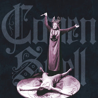 """Drone metal COVEN SPELL debut album """"Circle of 13"""""""