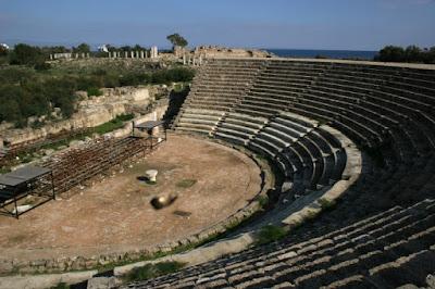 Τοπικό σύμφωνο υποστήριξης για τα αρχαία θέατρα