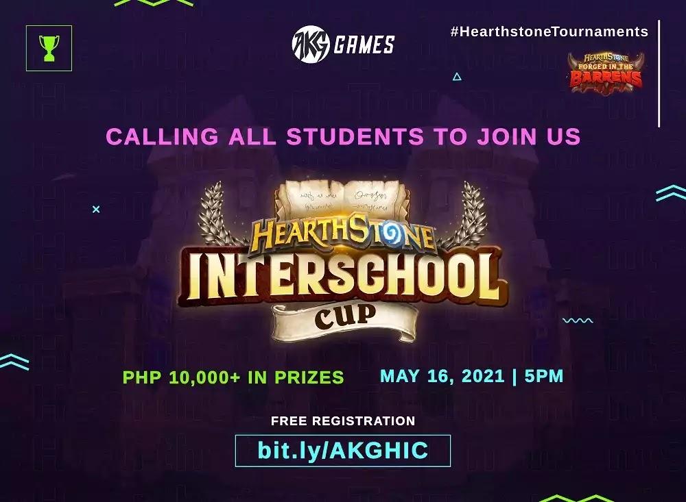 Hearthstone Interschool Cup