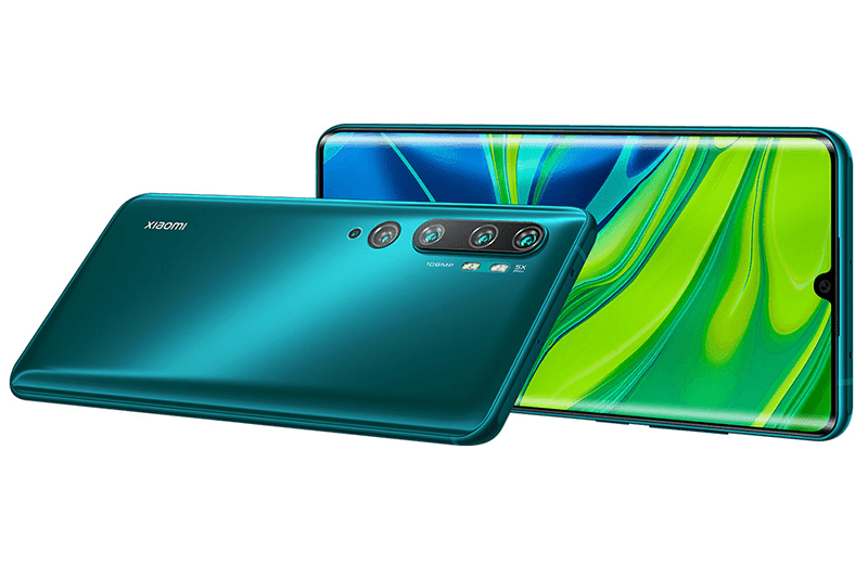 Xiaomi Mi Note 10, the global version of the Mi CC9 Pro is now official!