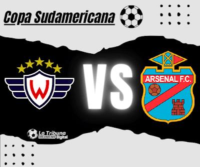 Wilstermann vs Arsenal