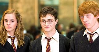 Todos a bordo do expresso Hogwarts, mais uma vez!