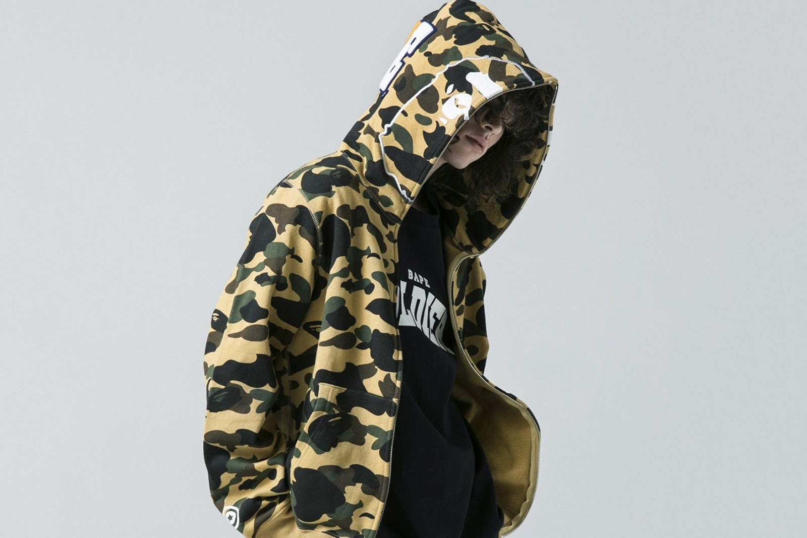 9f1ab0c0 The online auction giant is set to purvey cheap bape outlet both men's and  women's seasonal lines alongside special collaborations for the aforesaid  labels.