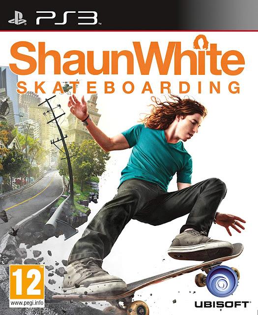 تحميل لعبة Shaun White Skateboarding