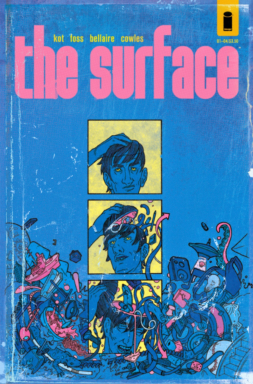 Image Comics - The Surface #1