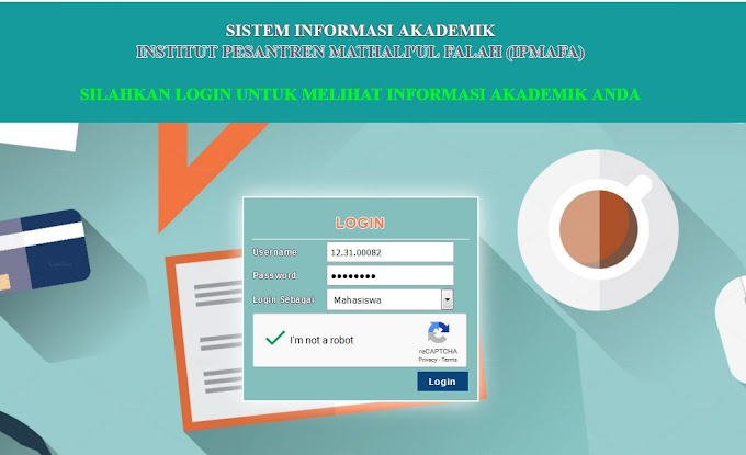 Form Mahasiswa Pindah Prodi