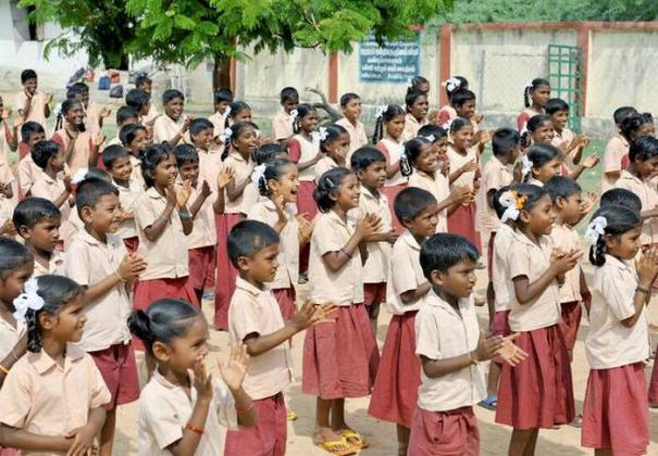தமிழக அரசுப் பள்ளிகளில் 10% மாணவர்கள் அதிகரிக்கலாம்!