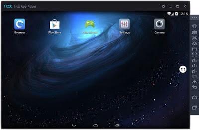Nox APP Player Emulator Android Terbaik dan Ringan