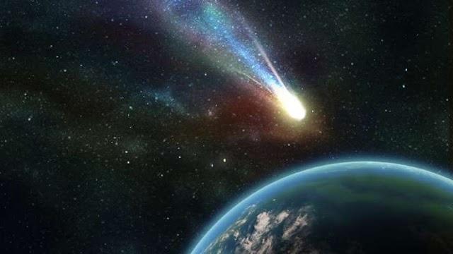 """Segundo a NASA, Cometa """"quase"""" colidiu com a Terra na terça-feira"""