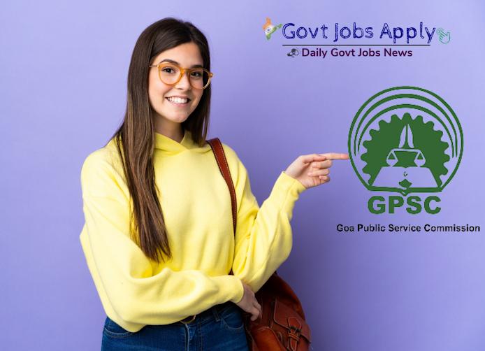 Goa Latest Govt Jobs