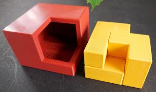 Corner Cube Pieces