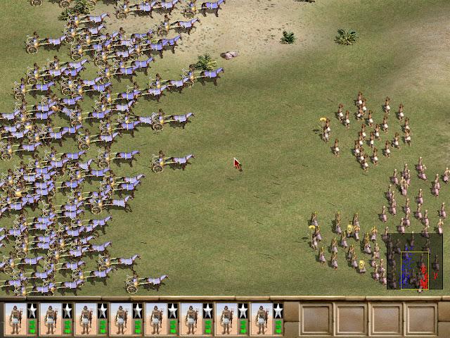 Chariot Battle