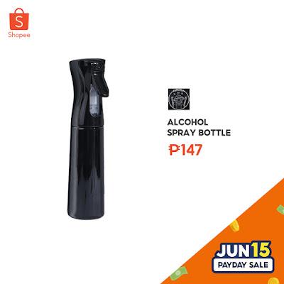 Alcohol Spray Bottle