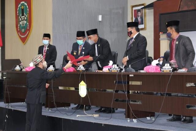 Lensa Foto DPRD Banjarmasin Periode Mei 2021