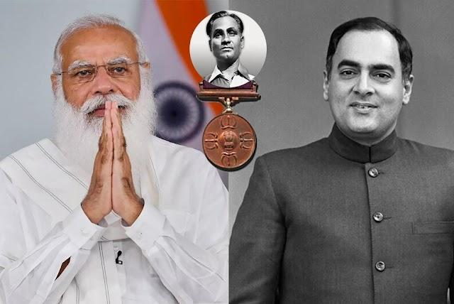 Khel Ratna will be now called the Major Dhyan Chand Khel Ratna Award: PM Modi
