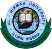 Al-Hikmah University Cut off Mark 2019