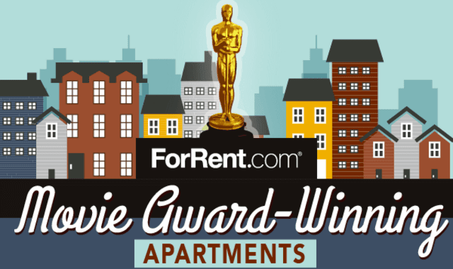 An Apartment Tour Through Oscar-Winning Films