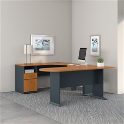Bush Series A U-Desk