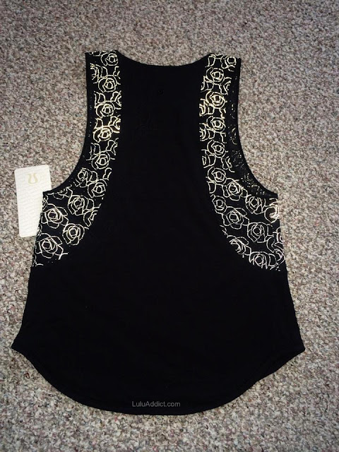 lululemon lucent tank