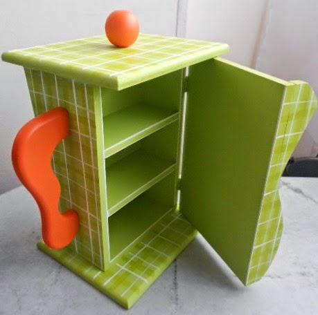 Mente creativa: decoracion cocina en madera
