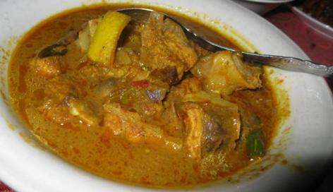 Cara Membuat Resep Gule Eungkot Paya Khas Orang Aceh